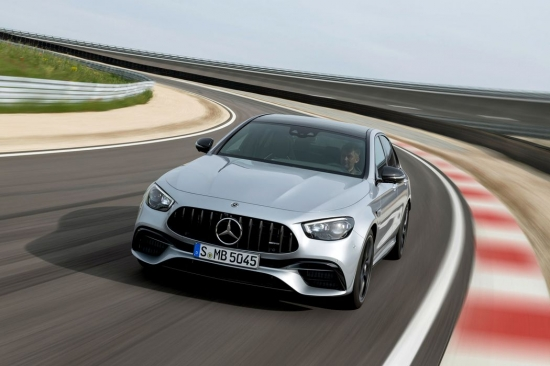 Новый Mercedes-AMG E 63 4MATIC